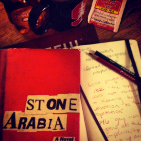 Book Review: StoneArabia