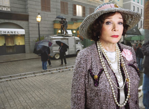 Coco Chanel: pulling off pearls since 1883.