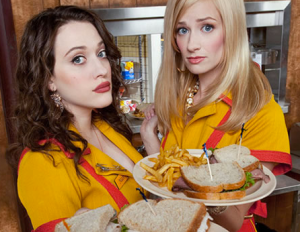 Waitresses? Or warriors?