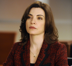 Julianna Margulies: sauciest beezy on the only CBS show worth watching!
