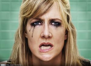 Tears, meet Smoky Eyes. Smoky Eyes, meet your worst enemy.