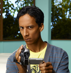 Abed AKA coolest pop-culture obsessed savant to ever walk the earth.