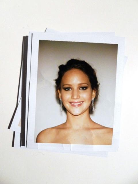 Golden-Polaroids-Jennifer-Lawrence