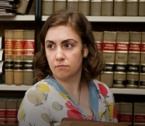 Ladies & Gents: The Lovely Lena Dunham