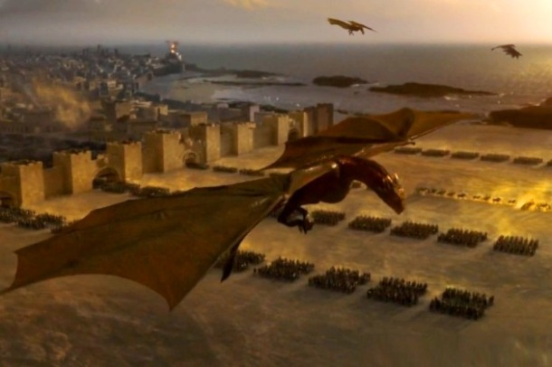 IMHO: that's a big dragon, no?