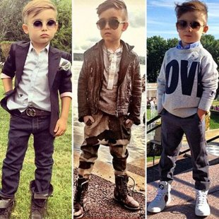@luisafere the 5 year old instagram style icon.