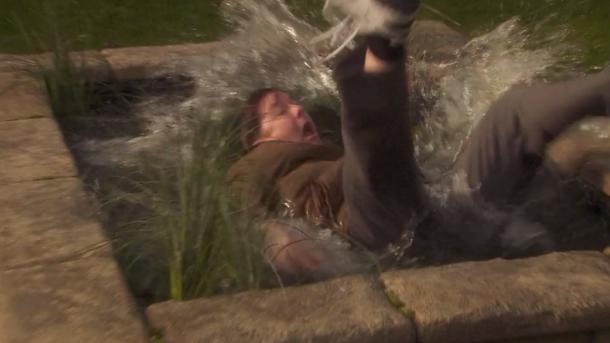 In Fountain