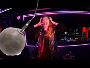 "Haim Covers Miley Cyrus's ""Wrecking Ball"" with Mixed Results"