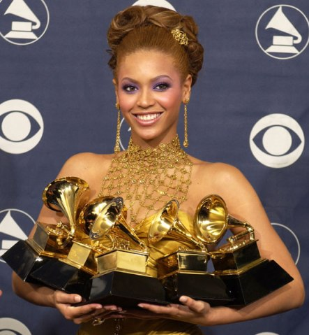 Definition of success = many Grammys and/or being Beyonce.