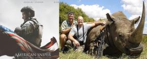 American Sniper + Radiolab's Hunting EpisodeRage